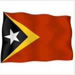 EastTimor Flag